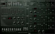 Panzertank PM4 is a virtual phase modulation synth very much like the famous FM synthesizers. http://www.vstplanet.com/Instruments/VST_Synthesizers10.htm