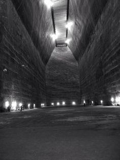 Slanic Prahova Salt mine, an amazing space.