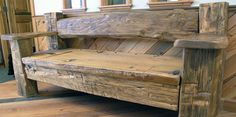 The Reclaimed Wood Furniture Guide