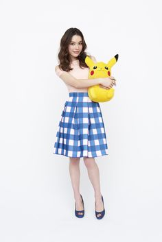 Rei Yasuda AND Pokemon. Can it get better?