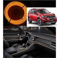 Mahindra XUV 500 2018 Car Dashboard 5M Car Interior Light ORANGE Price-400/- Suzuki Alto, Suzuki Swift, Car Accessories List, Elantra Car, Jetta Car, Volkswagen Jetta, Car Body Cover, Interiors, Chevrolet Aveo