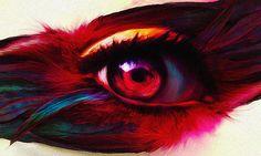 Olho vermelho