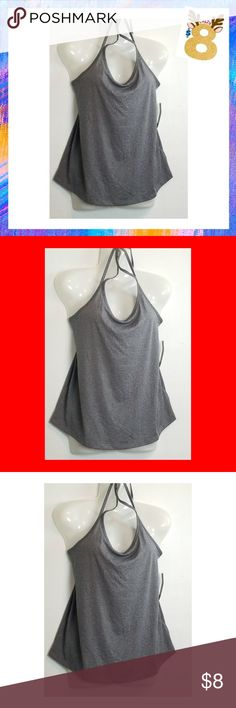 Med Crew Navy//Black Cascading Flower Tank Top 100/% COTTON T-Shirt Size S NWT J