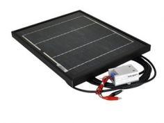 Baby steps into solar - Geek Prepper