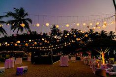 evening decor, night decor, outdoor decor, fairy lights decor, bulbs decor