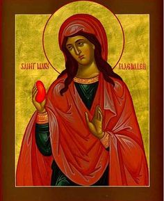 mary magdalene and the red egg jungcurrents