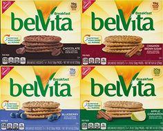 Nabisco Belvita Breakfast Biscuits Variety - 4 Items - http://sleepychef.com/nabisco-belvita-breakfast-biscuits-variety-4-items/