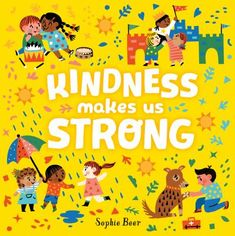 Cover image for World Kindness Day, Make A Family, Kristen Bell, Book Format, Book Show, Read Aloud, Childrens Books, Toddler Books, Audio Books
