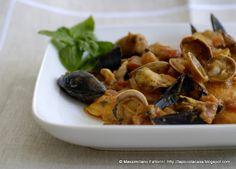 La Piccola Casa: Il mare in tavola: zuppetta di frutti di mare e polpa bianca