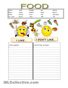 big_islcollective_worksheets_beginner_prea1_elementary_a1_kindergarten_writing_food_likes_and_dislikes_10919505159494b4e70_90351795.jpg 400×517 pixels