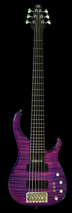 Modulus Q6 Quantum 6-String Bass