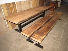 Old Kitchen Tables . Old Kitchen Tables . Gorgeous Dining Table Made Out Of Old Joists From the