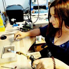 lucram de zor la noi surprize _____________________________ #lovebizarconcept #hancraftedjewelry #silverdesign #silversmithing #jewelrydesigner #hancraftedinromania
