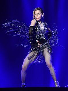 'Come on, Vogue!' – Madonna Kicks Off Rebel Heart Tour with Big Energy, Wild Stunts - PEOPLE MAGAZINE #Madonna, #Tour, #Entertainment