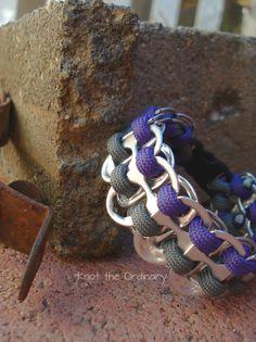 Soda Tab Paracord Bracelet