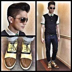 Vhong Navarro Vhong Navarro 39 S Outfit Pinterest Ps