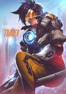 #overwatch #tracer