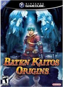 Baten Kaitos Origins - GameCube Game