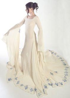 Medieval Fairy Themed Wedding