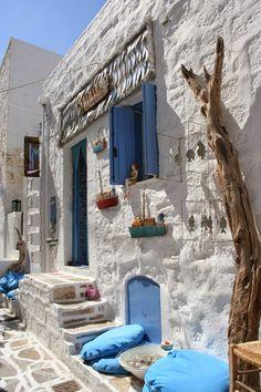 Koufonisia, Cyclades, Greece by Beautiful Places In The World, Places Around The World, Around The Worlds, Zakynthos, Myconos, Greek House, Greek Isles, Greece Islands, Greece Travel