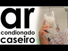 Como fazer um ar condicionado caseiro com garrafa PET | Arquitetura Sustentável