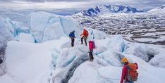 Ynskjer du nærkontakt med blåis - og ei turoppleving utanom det vanlege? Bli med på brevandring med Aktiv i Lom! Aktiv, Campers, Mount Everest, Mountains, Nature, Travel, Voyage, Pictures, Camper Trailers