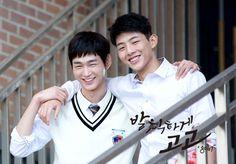 """withjisoo: """"[OFFICIAL] Jisoo Lee Won Geum & @ Behind:  """"SASSY GO GO"""" © KBS """""""