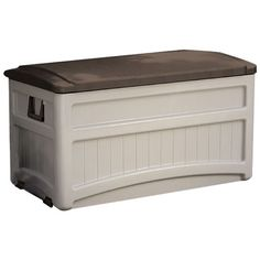 Cromwell Patio Storage Box in Taupe  at Joss and Main