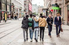 Streets of Helsinki by alexanderpopkov2