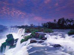 Devil's Pool  Victoria Falls, Zambia and Zimbabwe
