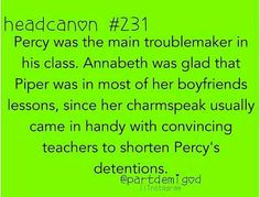 percy jackson and piper mclean dating fanfiction