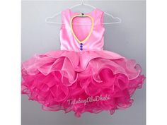 Pinkie Pie inspired dress-costume