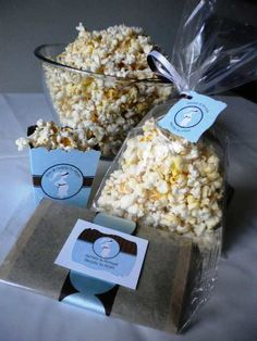 "Baby Shower Favor Ideas - ""Ready to Pop"" Baby Shower Favors"