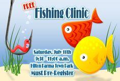 Hilton Parma Recreation Fishing Clinic