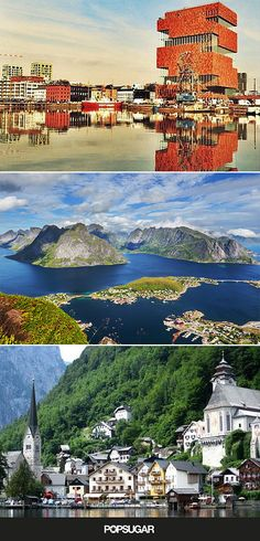 31 Unreal Travel Destinations in Europe You Didn't Realize You Could Visit