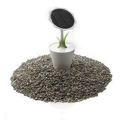 Chargeur Sunflower - Objets publicitaire ecologique solaire - Spot Objet Pub