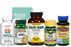 Magic Hair Vitamins