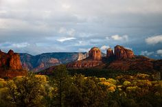 check out Red Rock State Park.