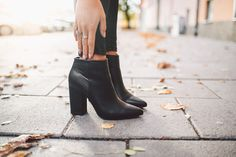 fashion-clue:  thestylexplorer:  Grab these boots here >>  www.fashionclue.net | Fashion Tumblr, Street Wear & Outfits