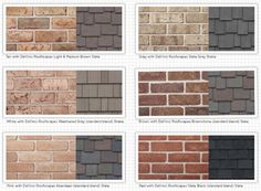 exterior paint colors brick photo - 5