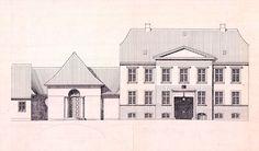 Faaborg Museum, Denmark 1912-15, Carl Petersen