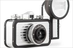 Lomography's Best Throwback Yet: A Camera Inspired By Sardine Cans | Co.Design: business   innovation   design