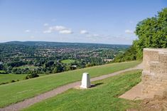 Box Hill- this was my fave place in London