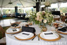 Sweet Meadow, West Georgia Wedding Venue Reception Tent Photo: Tessa Rice