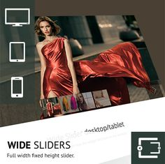 Wide sliders use the new image gallery capabilities of Adobe Muse R8 to all for a full width image slider with a fixed height.   Great for the hero image for your home or inner pages.  PLEASE NOTE THIS IS FOR ADOBE MUSE 8 AND ABOVE.