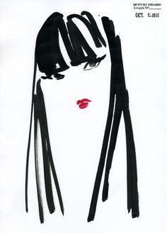 miyuki ohashi drawing etcetra: Photo