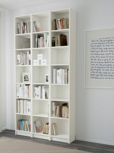 Awesome Shallow Bookshelves for Small Spaces