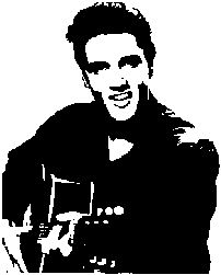 Elvis Presley Crochet Graphghan Pattern (Chart/Graph AND Row-by-Row Written Instructions)