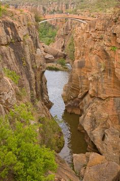 Blyde River, Bourkes Luck Potholes.  Blyde River Canyon Nature Reserve (or Motlatse Canyon Provincial Nature Reserve) is situated in the Drakensberg escarpment region of eastern Mpumalanga, South Africa. The reserve protects the Blyde River Canyon, including sections of the Ohrigstad and Blyde Rivers and the geological formations around Bourke's Luck Potholes.  Go to www.YourTravelVideos.com or just click on photo for home videos and much more on sites like this.