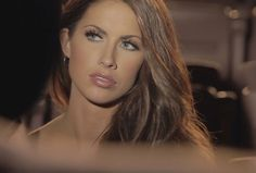 always love her makeup! she's gorgeous! Katherine Webb